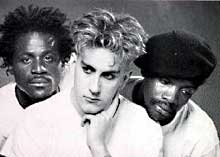 Neville, Terry and Lynval - Fun Boy Three (1981)